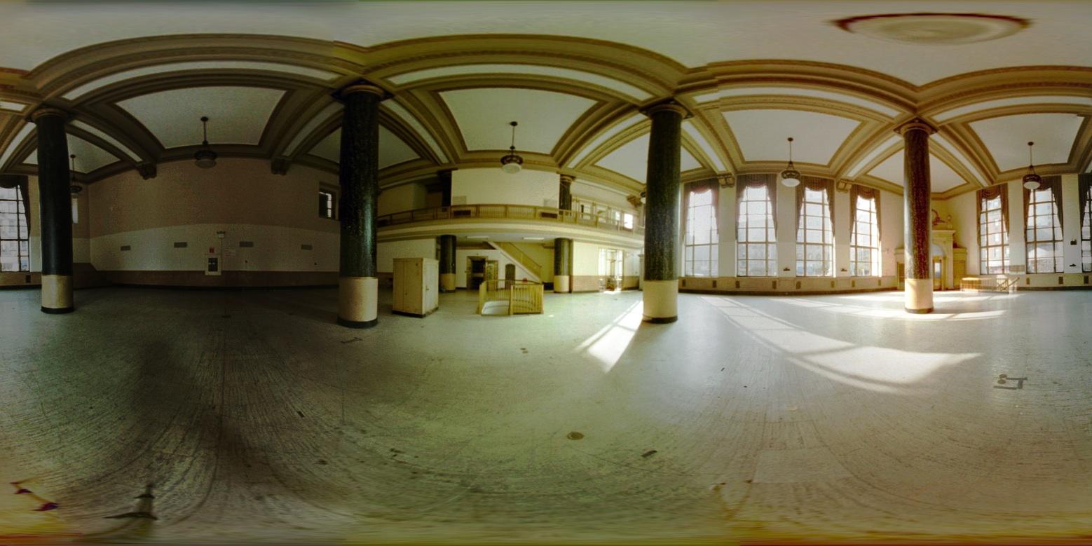 Inside the East River Savings Bank Building