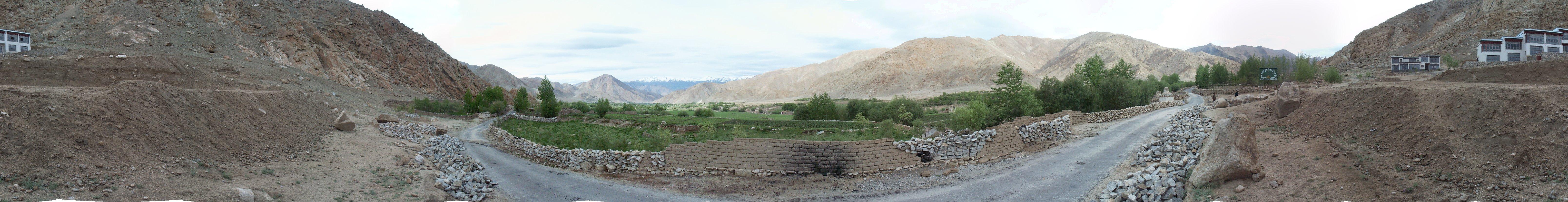 Manju Shri School, Ladakh