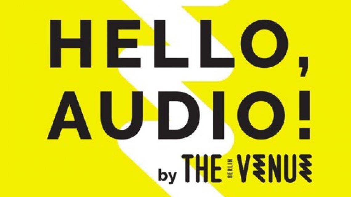 Music & AI Interview on Hello, Audio